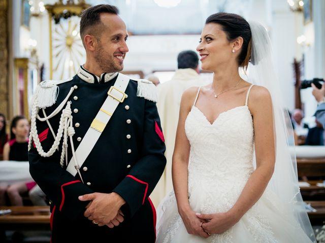Il matrimonio di Valentina e Alessandro a Miglianico, Chieti 37