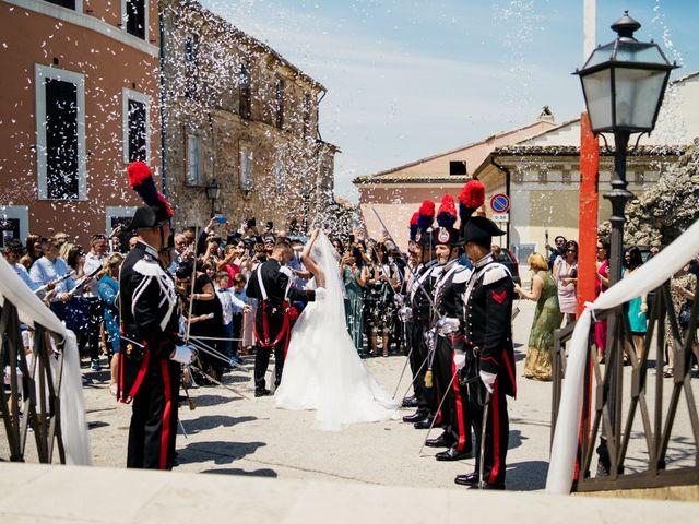 Il matrimonio di Valentina e Alessandro a Miglianico, Chieti 38