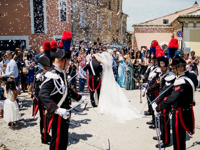 Il matrimonio di Valentina e Alessandro a Miglianico, Chieti 39