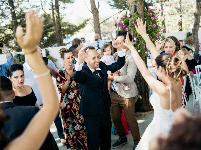Il matrimonio di Valentina e Alessandro a Miglianico, Chieti 41