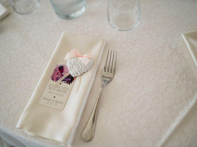 Il matrimonio di Valentina e Alessandro a Miglianico, Chieti 43