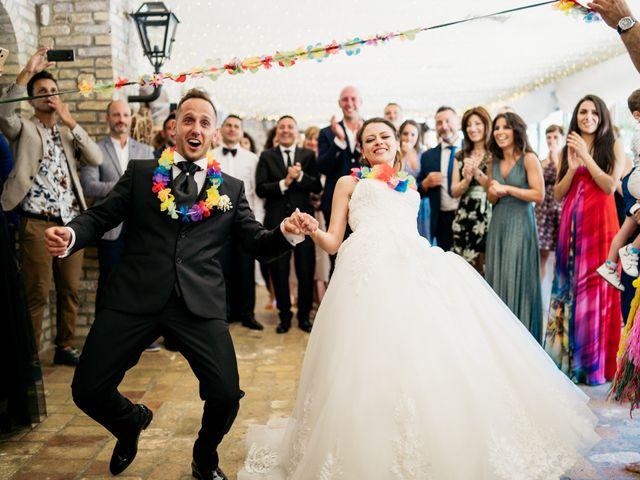 Il matrimonio di Valentina e Alessandro a Miglianico, Chieti 44