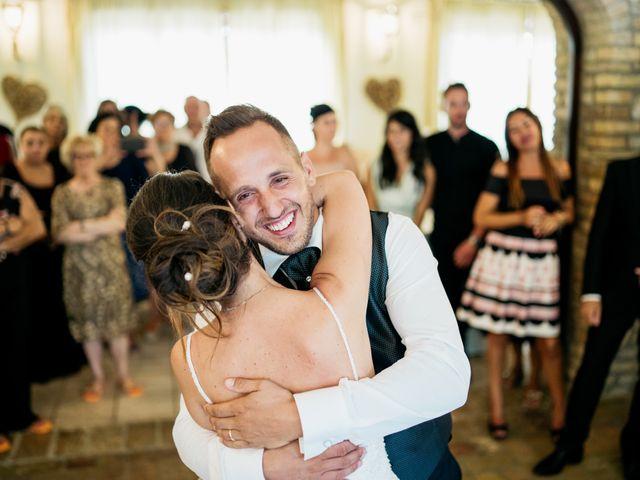 Il matrimonio di Valentina e Alessandro a Miglianico, Chieti 46