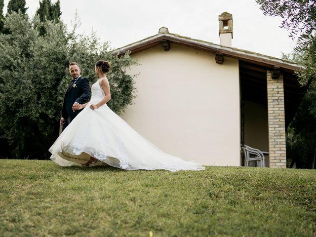 Il matrimonio di Valentina e Alessandro a Miglianico, Chieti 52