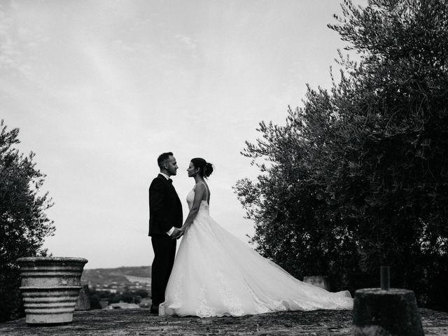 Il matrimonio di Valentina e Alessandro a Miglianico, Chieti 53