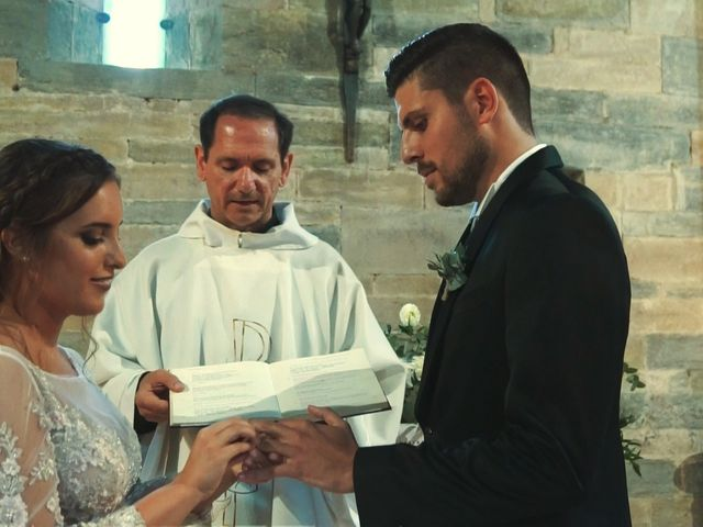 Il matrimonio di Simone e Giulia a Vicopisano, Pisa 11