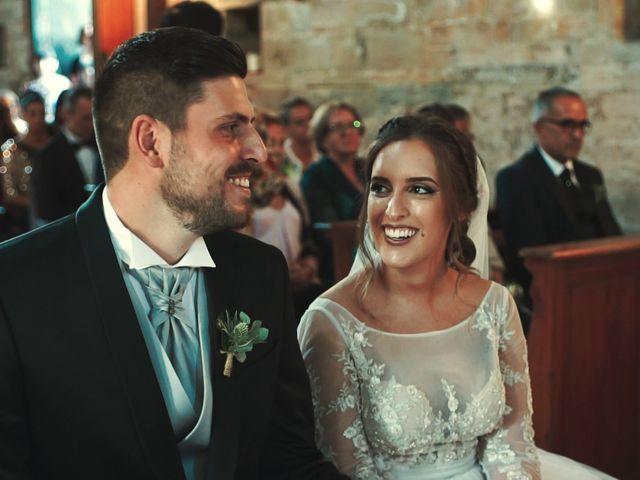 Il matrimonio di Simone e Giulia a Vicopisano, Pisa 12