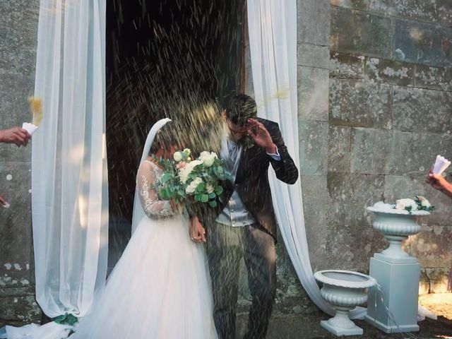Il matrimonio di Simone e Giulia a Vicopisano, Pisa 13