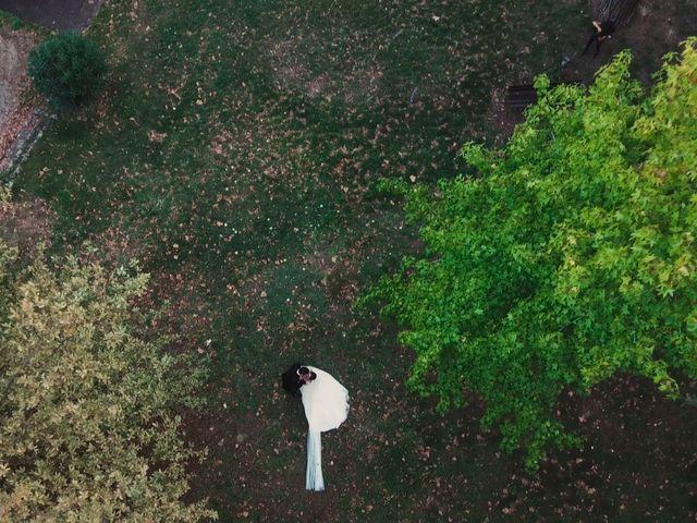 Il matrimonio di Simone e Giulia a Vicopisano, Pisa 15