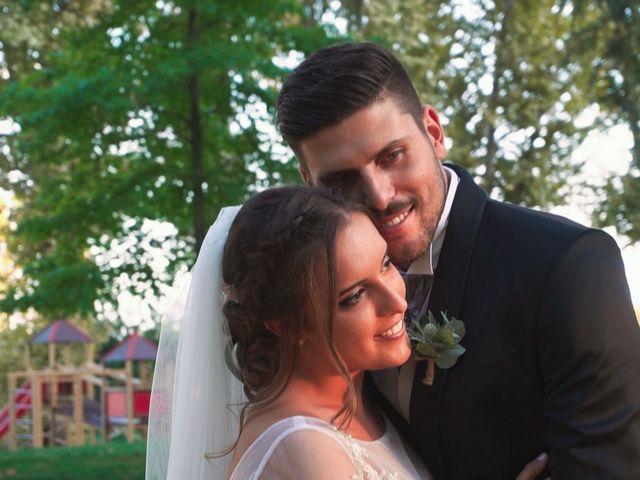 Il matrimonio di Simone e Giulia a Vicopisano, Pisa 16