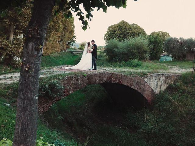 Il matrimonio di Simone e Giulia a Vicopisano, Pisa 17
