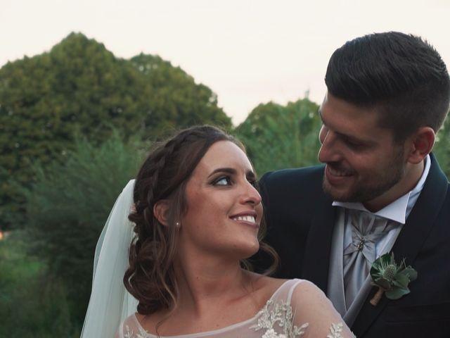 Il matrimonio di Simone e Giulia a Vicopisano, Pisa 18