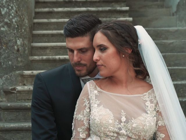 Il matrimonio di Simone e Giulia a Vicopisano, Pisa 20