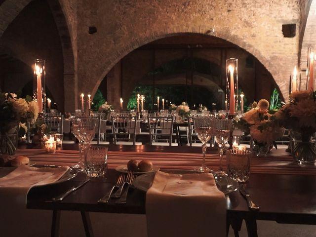Il matrimonio di Simone e Giulia a Vicopisano, Pisa 22