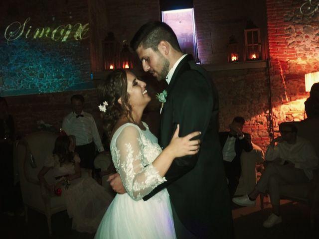 Il matrimonio di Simone e Giulia a Vicopisano, Pisa 30