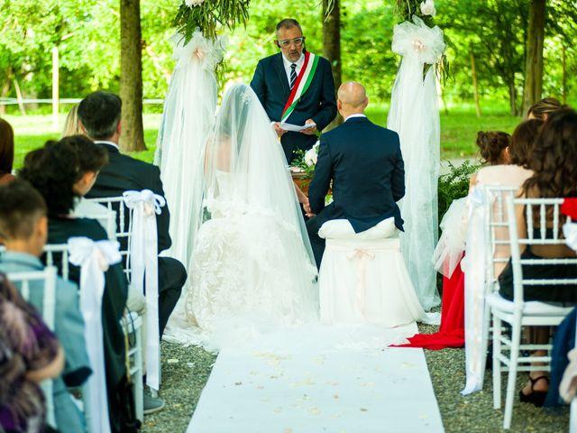 Il matrimonio di Francesca e Giuseppe a Modena, Modena 17