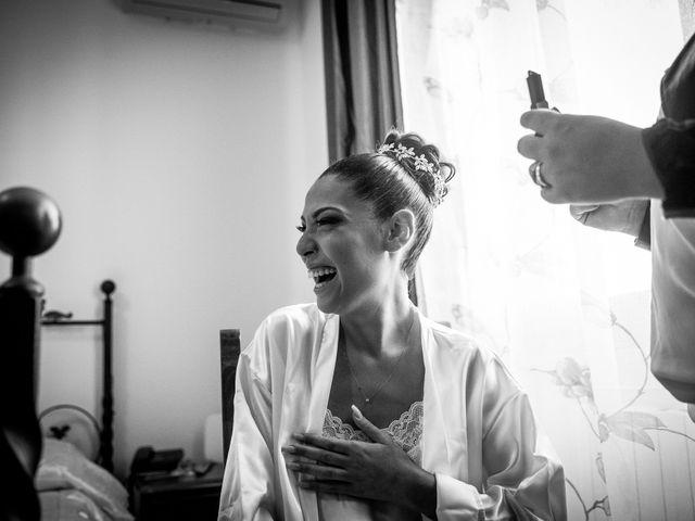 Il matrimonio di Valerio e Veronica a Palombara Sabina, Roma 17