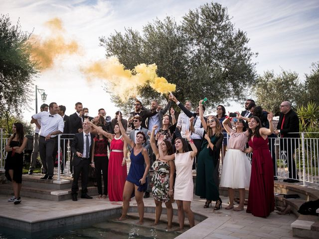 Il matrimonio di Valerio e Veronica a Palombara Sabina, Roma 79