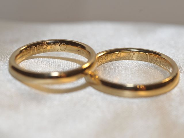 Il matrimonio di Maria Giovanna e Federico a Corchiano, Viterbo 10