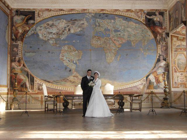 Il matrimonio di Maria Giovanna e Federico a Corchiano, Viterbo 2