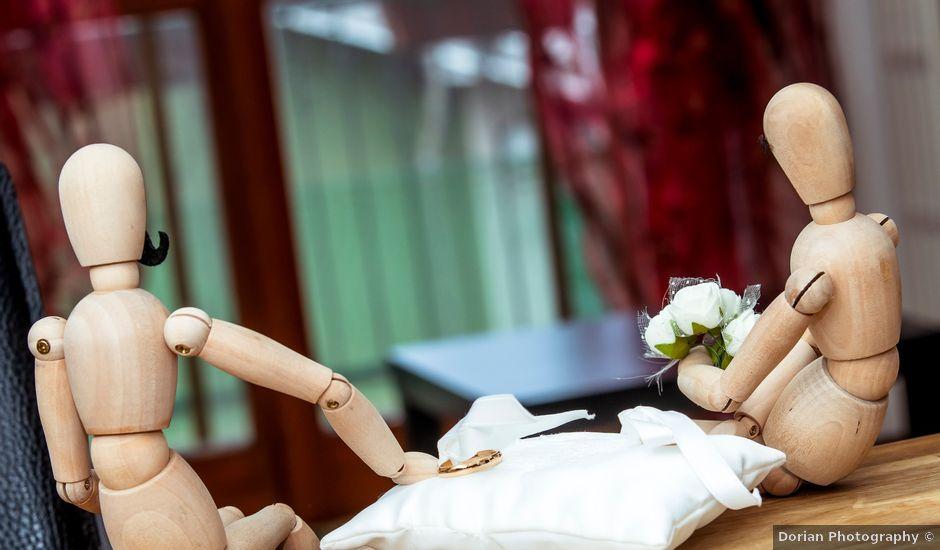 Il matrimonio di Fabrizio e Alessia a Novara, Novara