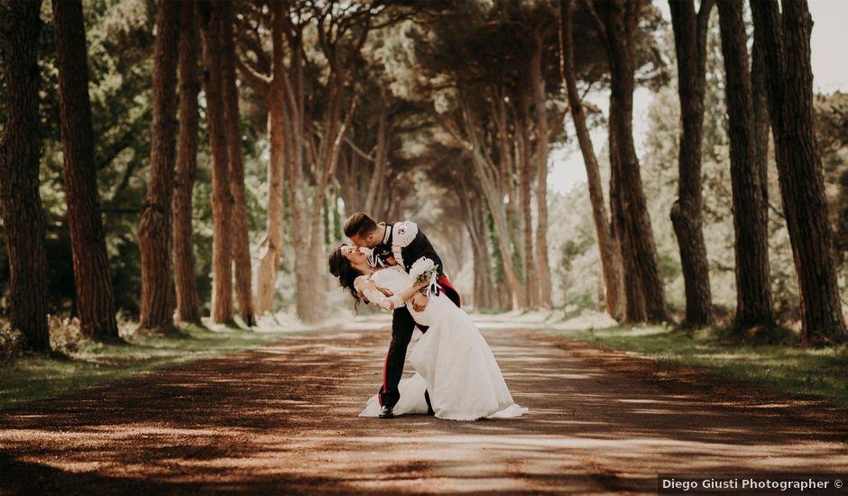 Il matrimonio di Nicola e Amalia a Pisa, Pisa