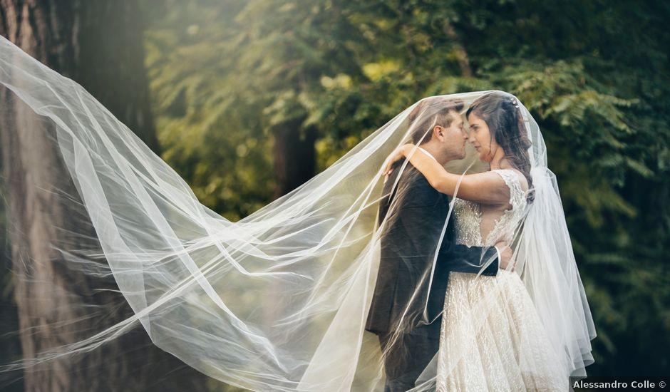 Il matrimonio di Michale e Francesca a Massa, Massa Carrara