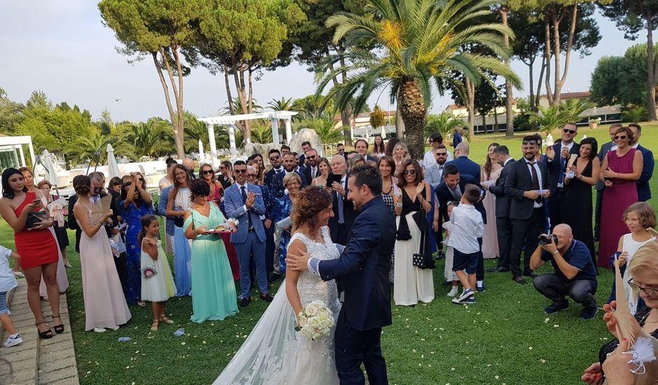 Il matrimonio di Nicola  e Mara a Ameglia, La Spezia