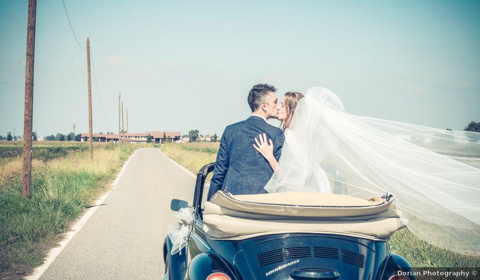 Il matrimonio di Marco e Michela a Granozzo con Monticello, Novara
