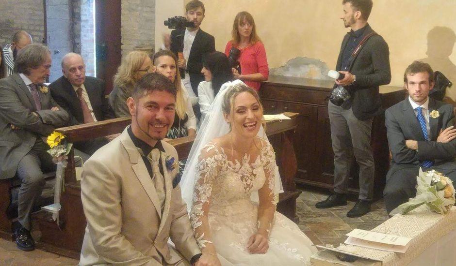 Il matrimonio di Elena e Daniele a Crespellano, Bologna
