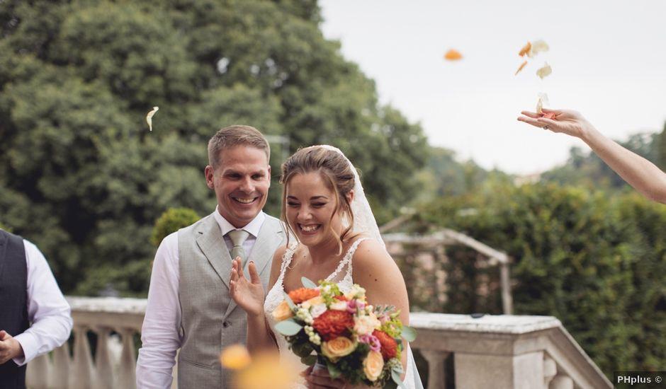 Il matrimonio di Daniel e Katie a Vicenza, Vicenza