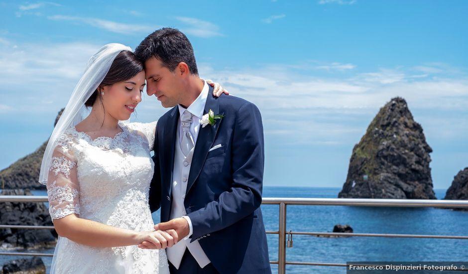 Il matrimonio di Giorgio e Claudia a Catania, Catania