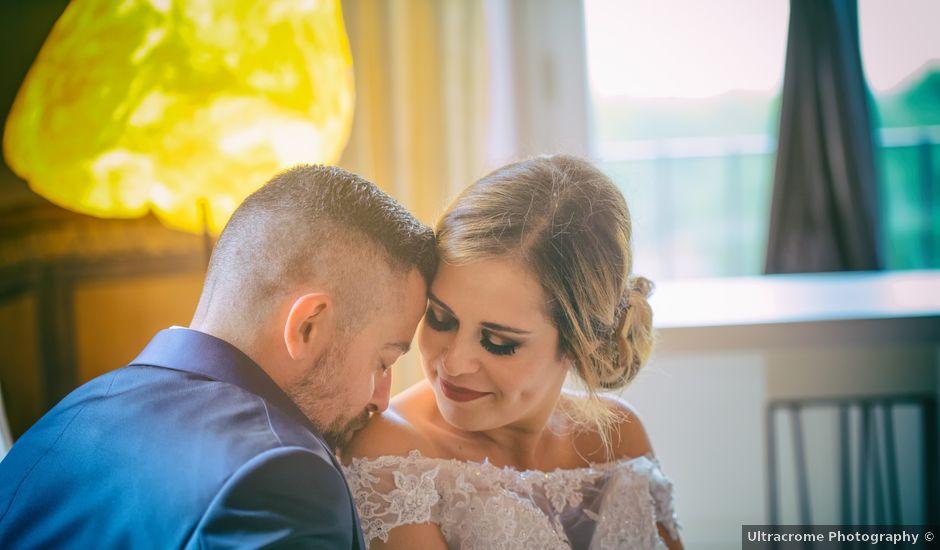 Il matrimonio di Maurizio e Serena a Altamura, Bari