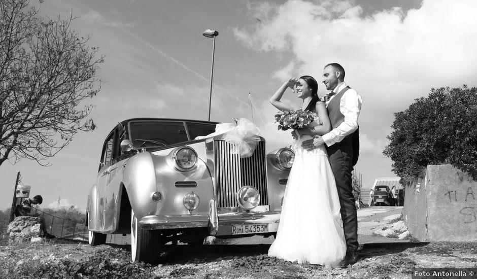 Il matrimonio di Stefano e Tania a Sorrento, Napoli