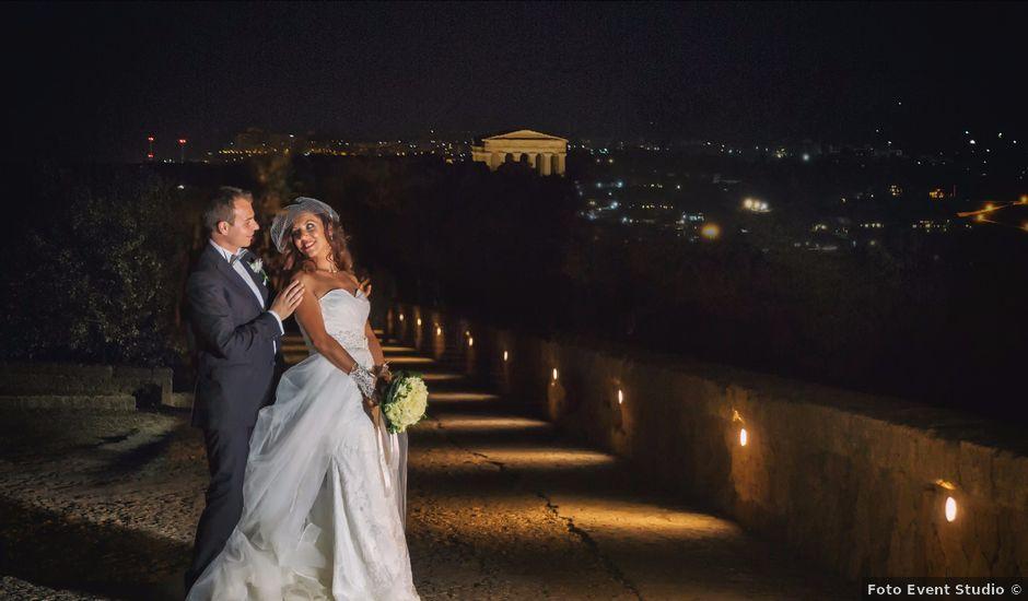 Il matrimonio di Pierpaolo e Fatima a Agrigento, Agrigento