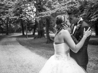 Le nozze di Cinzia e Michael