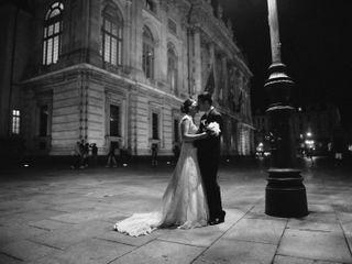 Le nozze di Alessandro e Liliana
