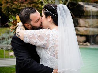 Le nozze di Ilaria e Omar 1