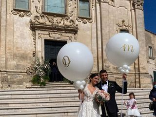 Le nozze di Mariangela e Daniele  1