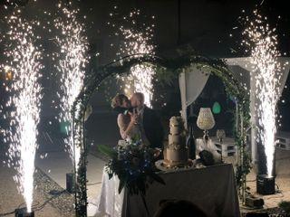 Le nozze di Sabrina e Mattia