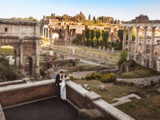 Le nozze di Moira e Antonio