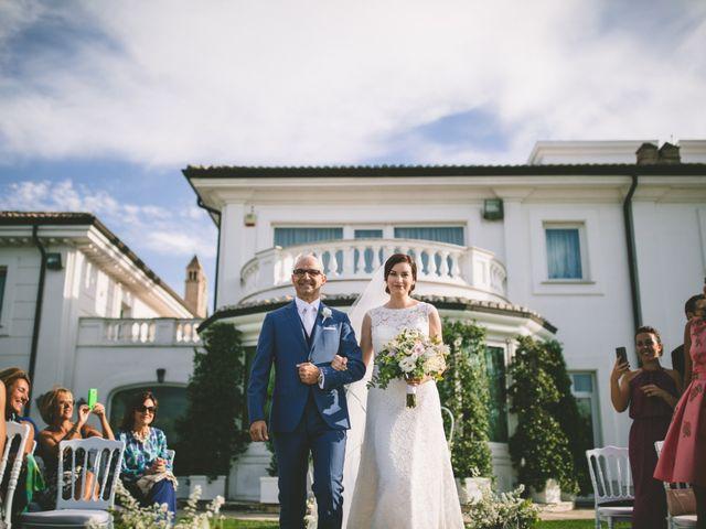 Il matrimonio di Matteo e Chiara a Bassano Romano, Viterbo 28
