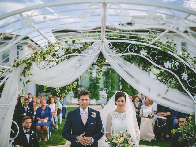 Il matrimonio di Matteo e Chiara a Bassano Romano, Viterbo 29