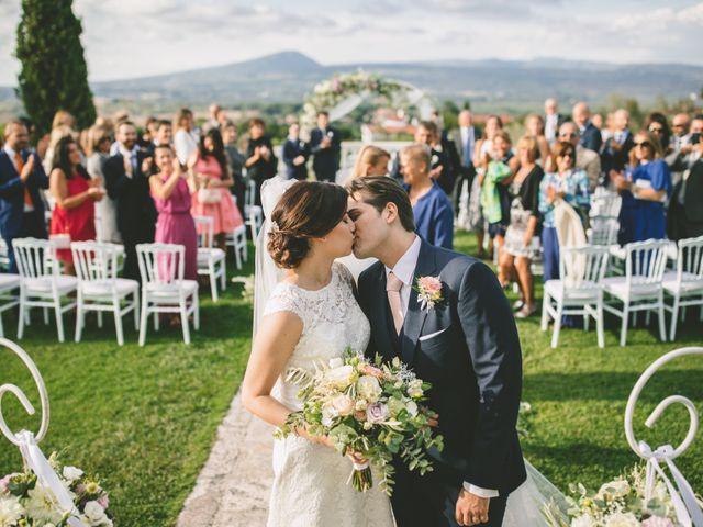 Matrimoni Bassano Romano : Reportage di nozze chiara matteo casina poggio
