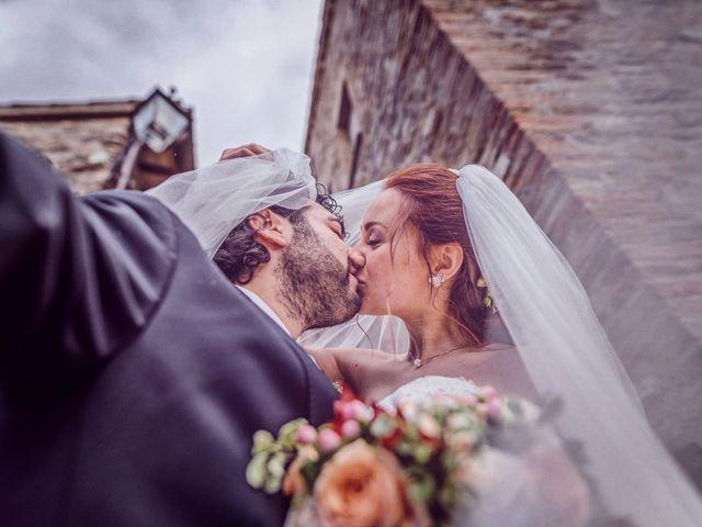 le nozze di Silvia e Jordan