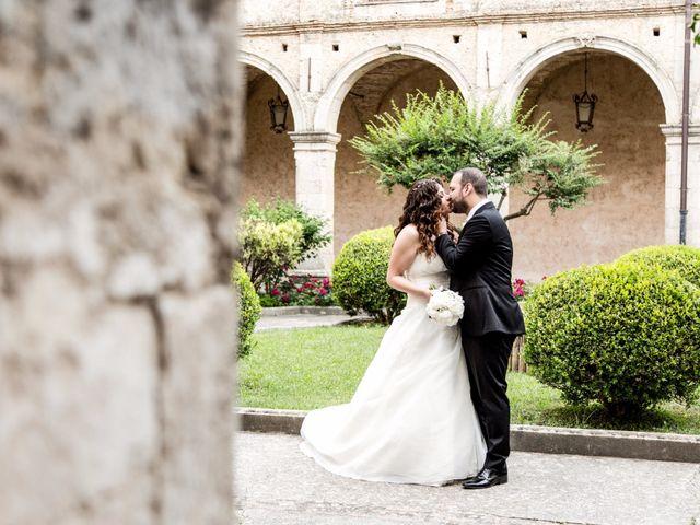 Il matrimonio di Antonio e Antonella a Altomonte, Cosenza 9