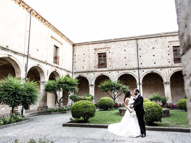 Il matrimonio di Antonio e Antonella a Altomonte, Cosenza 10