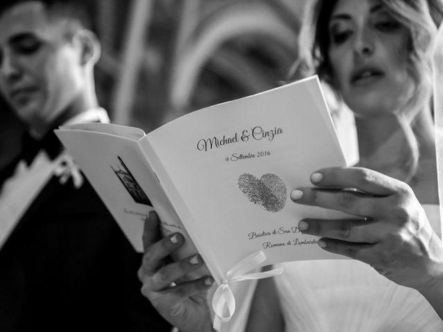 Il matrimonio di Michael e Cinzia a Stezzano, Bergamo 9
