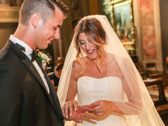 Il matrimonio di Michael e Cinzia a Stezzano, Bergamo 10