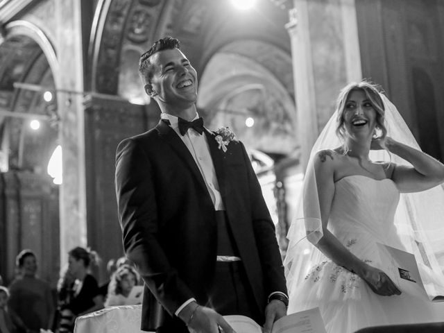 Il matrimonio di Michael e Cinzia a Stezzano, Bergamo 11